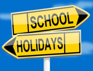 MyLiferaft - School Holidays