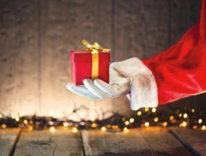 MyLiferaft - Christmas Present