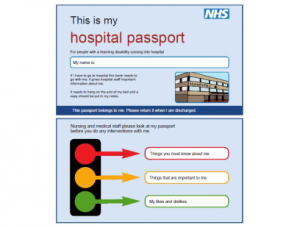 MyLiferaft - Hospital Passport