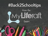 MyLiferaft - Back to School