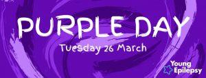 MyLiferaft - Purple Day