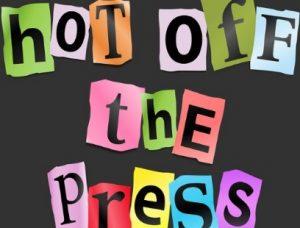 MyLiferaft - Hot Off The Press