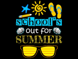 MyLiferaft - Schools Out for Summer