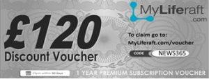 MyLiferaft - Voucher