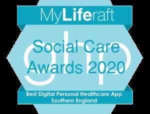 MyLiferaft - GHP Social Care Awards