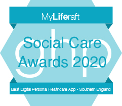 MyLiferaft - GHP Social Care Awards