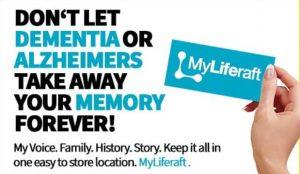 MyLiferaft - Dementia ad